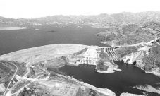 The Cerron Grande Reservoir
