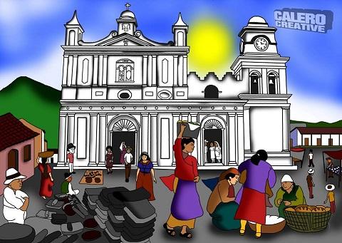 La Feria de todos los Santos en Chalatenango