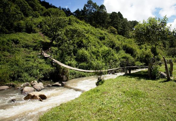 Río Sumpul en San Ignacio