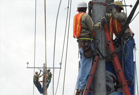 Corte de energía eléctrica afecta Chalatenango