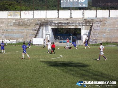 CD Chalatenango vence a San José Sacare