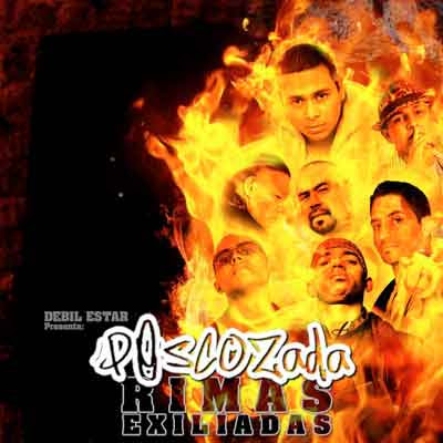 "Pescozada presenta ""Rimas Exiliadas"""