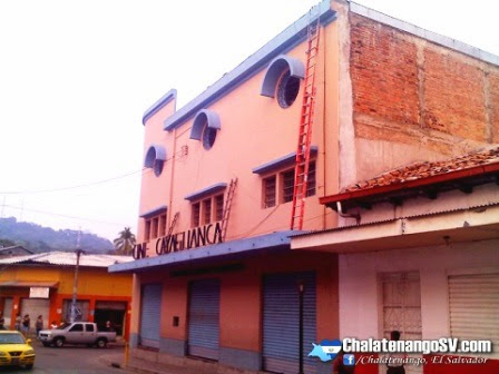 Teatro Cayaguanca en restauración