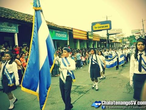 Chalatenango celebró 193 años de independencia Salvadoreña