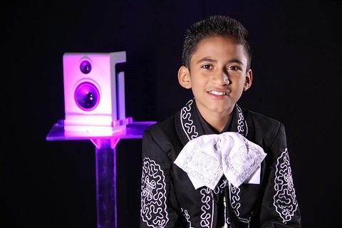 Andrés Escobar ganador del Número Uno Kids