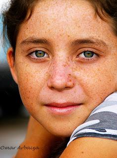 La gente blanca de Chalatenango