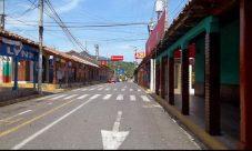 Chalatenango, la ciudad de los portales