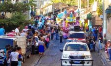 Fiestas Dicembrinas de Chalatenango 2014