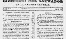 ¿Cuándo se fundó el departamento de Chalatenango?