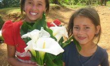 Los niños de El Pital (fotos)