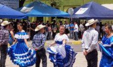 Traje típico de Chalatenango