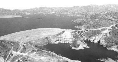 Central Hidroeléctrica del Cerrón Grande (1976)