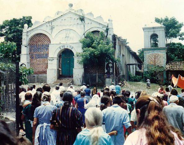 Repoblación de San José Las Flores (1986)