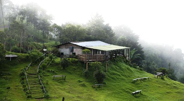 Cabaña El Pital, Chalatenango