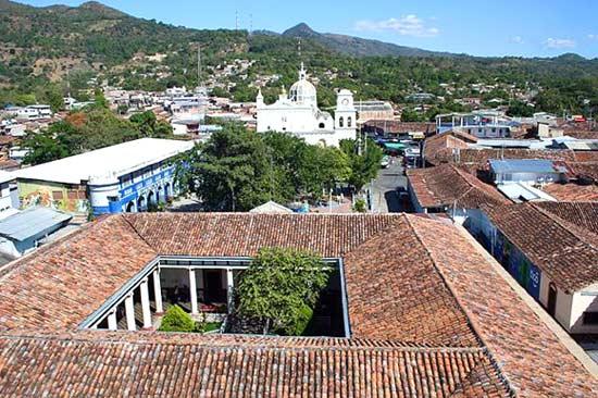 Centro histórico de Chalatenango
