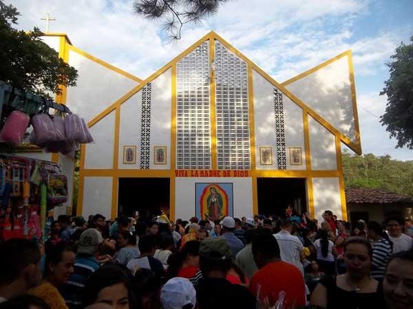 Traidicón de Tepeyac, en chalatenango