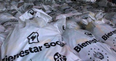 Gobierno entregará paquetes alimentarios en Chalatenango