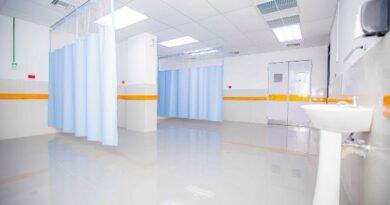 Remodelan Hospital de Chalatenango