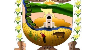 ¿Qué significa el escudo de Nueva Concepción?
